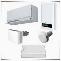 6-4壁掛式全熱交換系統實例