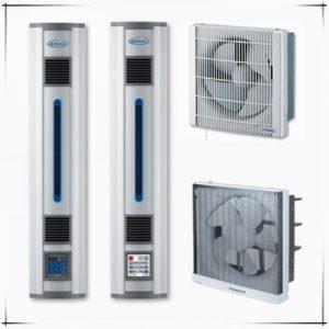 其他通風產品 風扇安裝案例
